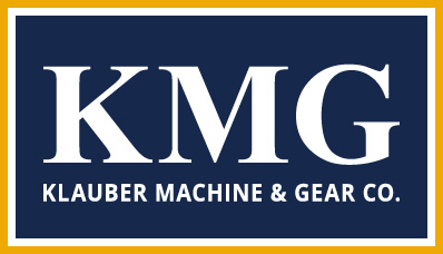 Klauber Machine & Gear Co. Logo